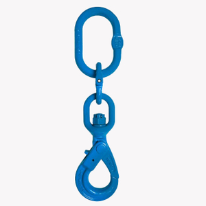 1 Leg Lifting Chain Sling - Swivel selflock hook - G100